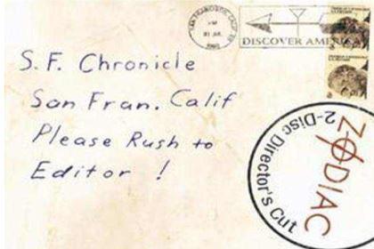 60年代晚期美国加州北部一个恐怖凶手——黄道十二宫杀手