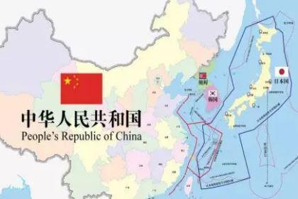 日本为什么要把中国地图倒过来?真相竟如此惊人