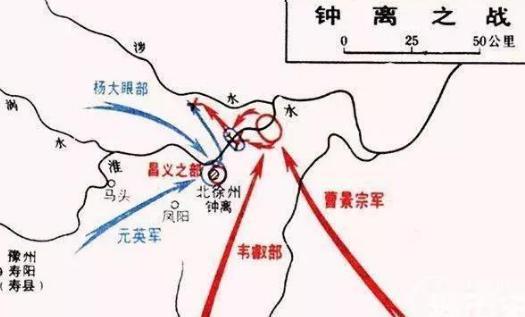 南朝第一儒将是谁?韦叡一生有哪些功绩?