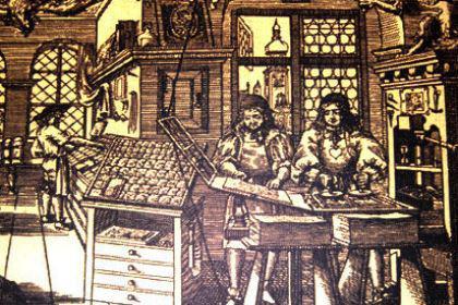 铅活字印刷机是什么人发明的?工作原理介绍