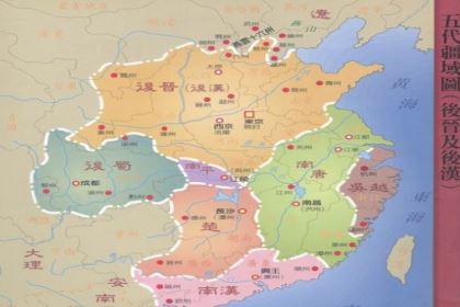 """经济发达的吴越国,为什么会选择""""纳土归宋""""?"""