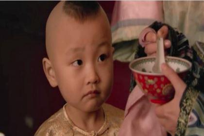 雍正最小的儿子,年纪轻轻就被乾隆气死了
