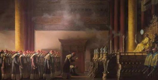 清朝六部尚书的排行次序是怎么样的的?哪个部门权力最小