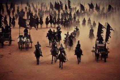 历史上最强四大军团之一虎贲军有多强?一人能抵夏朝挡50个