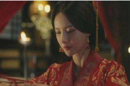 潘淑幻想成为吕雉,却被宫女反杀