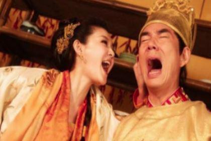 唐朝最可悲的皇帝李显,,一生被三个女人玩弄