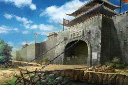 古代城门朝里开的原因是什么 从外边开不行吗