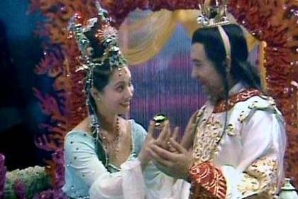 西游记最有个性的美女!万圣公主为什么要跟九头虫私奔?
