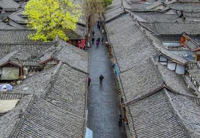 中国四大古城之一的阆中古城怎么样?张飞在这里有什么故事?