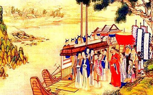 """""""贞观天子""""李世民高于""""大业天子""""杨广的地方在哪里?"""