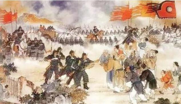尔朱荣手段太残忍,一朝文武大臣被他杀尽