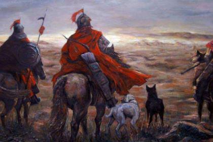 封狼居胥的霍去病,是上天派来帮助大汉的战神!