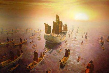 郑和原是皇帝身边的太监,他是怎么完成七下西洋超前轶后之奇举的?