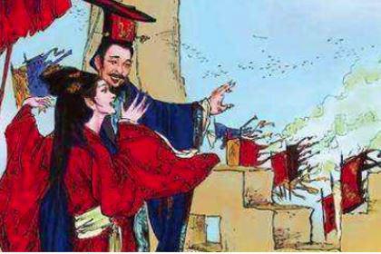 郑武公开疆辟土并善待百姓,为郑国的强大打下基础