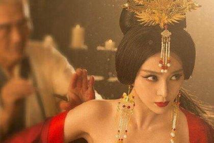 潘玉儿:敢在床上奴役皇帝的妖妃