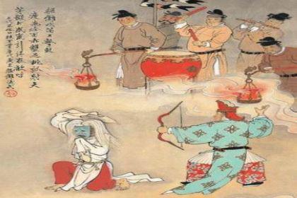 华夏民族有着哪些传说?是怎么演变成后来的汉族的