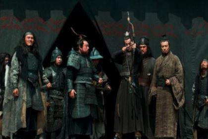 吕布:不属于魏蜀吴阵营,被誉为三国第一猛将