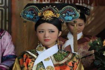 彤贵妃:二十岁就被晋封为贵妃的清代传奇女子