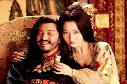 宇文化及杀杨广、占萧妃,死前留下一句话是什么?