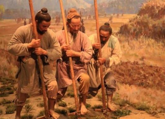三国时期得诸葛亮为什么总是为粮草发愁?战国时期为什么从能没这种情况
