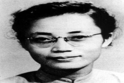 中国历史上第一个女兵作家:谢冰莹的生平事迹简介