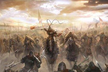 中国骑兵的巅峰时期是什么时候?几千大唐铁骑就端掉了突厥的老窝