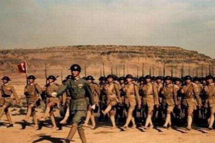 滇军60军为什么会被叫为国军之冠?原因是什么
