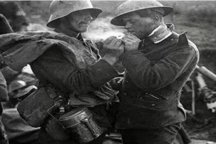 为什么战场上只禁酒不禁烟呢 是什么原因导致的