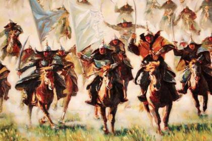 成吉思汗:这个男人征战一生,死后军队守墓几百年
