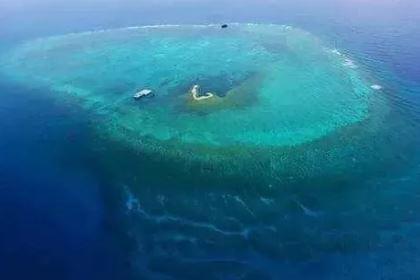 中国的最南端在哪你知道吗?在海面之下