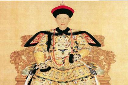 乾隆皇帝:清朝历代帝王中的一个幸运儿