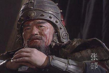 曹魏五子良将之一张郃最后一战被诸葛亮下令放箭射死