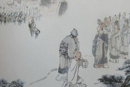 周亚夫是怎么死的?汉景帝为什么要逼死他