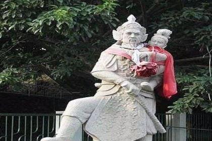 赵昺南宋最后一位皇帝,为什么会沦落到跳崖的下场?