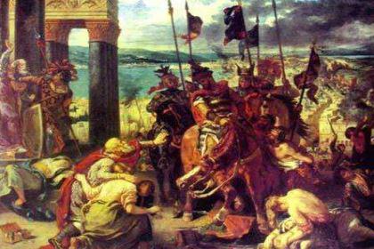 十字军东征的历程是什么样的 有关于东征的评价如何