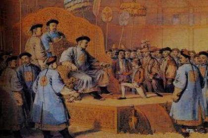 清朝的礼仪是怎么样的?男女行礼分别有什么不同