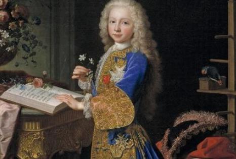 安茹的玛格丽特嫁疯子国王,最后却无夫无子