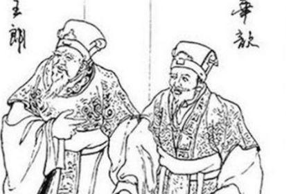 历史上王朗真的是被诸葛亮骂死的吗?