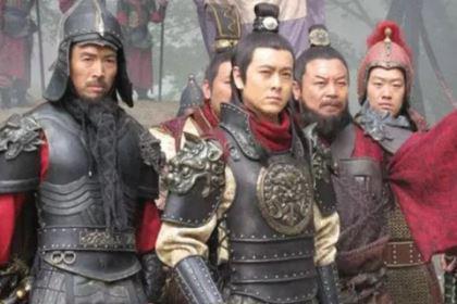 玄武门之变的真相:并非是亲兄弟反目,而是李渊跟李世民的战争