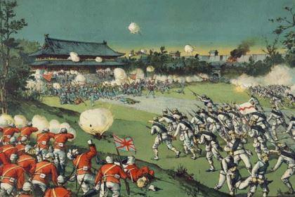 清廷为什么能打败百万人的太平军,为什么打不过几万人的八国联军?