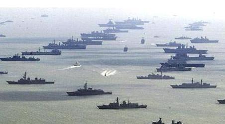大英帝国和美国相比 谁的军事实力更加强大