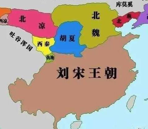 中国南北朝时期南朝的第一个朝代:南朝宋的建立