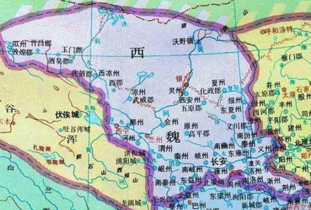 西魏是怎么灭亡的?西魏皇帝列表简介