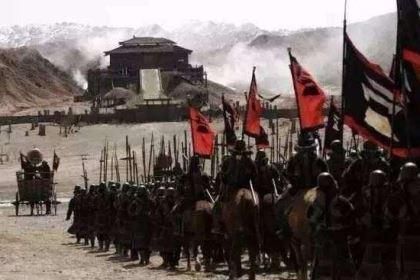 李世民继位后,谁第一个反叛的?为什么是罗艺