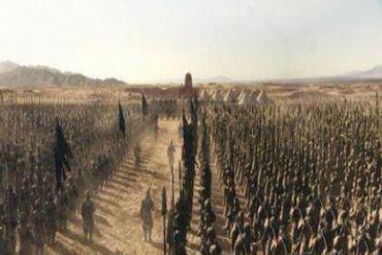 秦军方阵和罗马方针相比谁更厉害 两方相遇谁赢的机率大一点