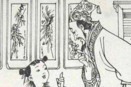 他是明朝神童,皇帝曾亲自出对联考他