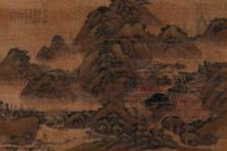 五代后梁最具影响的山水画家:荆浩