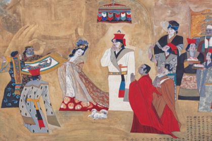 萧太后在东北陵墓,被盗墓贼洗劫,为何昂贵寿衣却无人敢碰