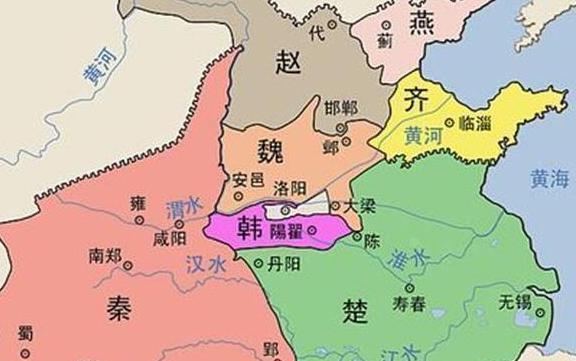 鲁国离齐国那么近,为什么消灭鲁国的反而是楚国