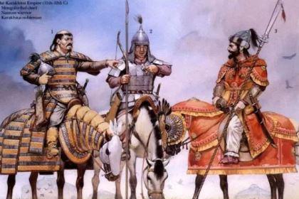 这个国家曾经称霸中亚,被成吉思汗灭掉后又数次复国,实力强大